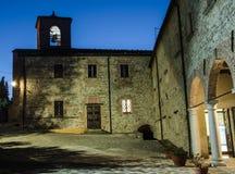 Музей Verucchio (Римини), Италия стоковое изображение rf