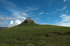 музей viking lofotr Стоковое фото RF