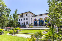 Музей Vizcaya в Майами Стоковые Изображения RF