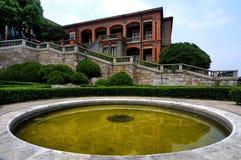 Музей Zhenjiang стоковое изображение