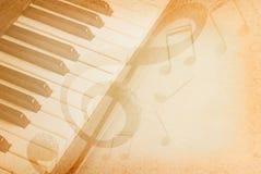 Музыкальная предпосылка стоковые изображения rf