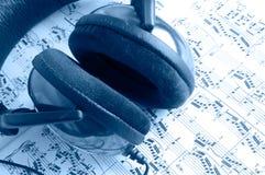 музыкальные примечания Стоковая Фотография RF
