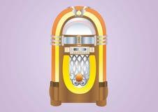 музыкальный автомат Бесплатная Иллюстрация