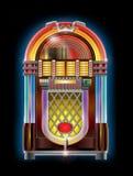 музыкальный автомат Стоковые Фотографии RF