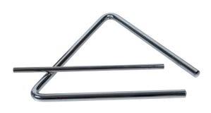 Музыкальный треугольник Стоковое Фото
