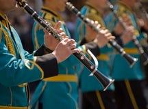 музыканты Стоковые Фото
