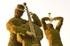 музыканты Стоковая Фотография RF