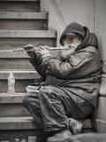 Музыкант улицы Стоковое Изображение