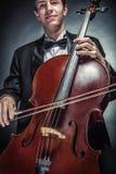 музыкант Стоковая Фотография