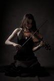 музыкант Стоковые Изображения RF