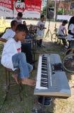 Музыка игры инвалидности Стоковые Фотографии RF
