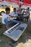 Музыка игры инвалидности Стоковые Фото