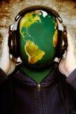 Музыка мира Стоковое Изображение