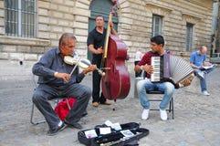 Музыка улицы Стоковые Изображения