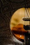 Музыкальная аппаратура строки Стоковое фото RF