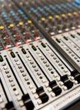 Музыкальная индустрия Стоковое Изображение