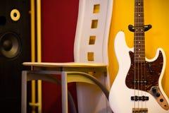 Музыкальная комната Стоковое фото RF