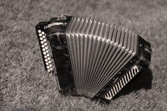 Музыкальный инструмент Bayan традиционный Стоковое Фото