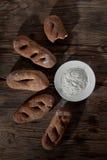 мука хлеба Стоковое Фото