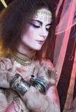 Муми-девушка. стоковое фото rf