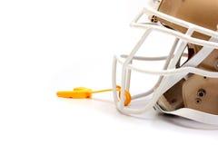 мундштук шлема стоковое изображение rf