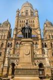 Муниципальная корпорация строя BMC в Мумбае, Индии стоковая фотография