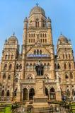 Муниципальная корпорация строя BMC в Мумбае, Индии стоковое изображение rf