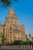Муниципальная корпорация строя BMC в Мумбае, Индии стоковые изображения rf