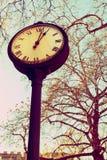 Часы старого типа Стоковое Изображение RF