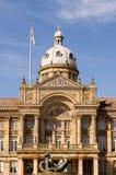 Муниципальный жилой дом Англия Великобритания Бирмингема Стоковые Изображения