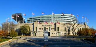 Муниципальный стадион парка Grant Стоковое Изображение