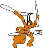 муравей Стоковое Изображение