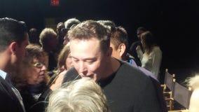 Мускус Elon Стоковые Фотографии RF