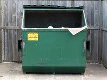 мусорный контейнер Стоковые Фотографии RF