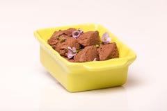 Мусс шоколада Стоковое фото RF