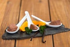 Мусс шоколада Стоковая Фотография RF