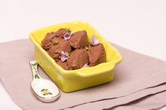 Мусс шоколада Стоковая Фотография