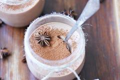 Мусс шоколада Стоковые Изображения RF