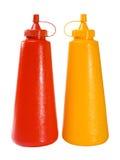 мустард ketchup Стоковые Фото