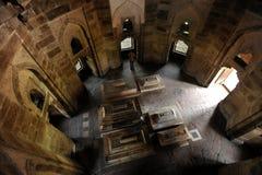 мусульманская усыпальница стоковая фотография