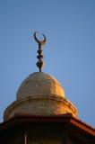 мусульманский символ Стоковое Изображение
