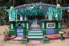 Мусульманская могила Стоковые Изображения