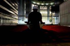 Мусульманская молитва Стоковое Фото