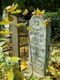 Мусульманские могилы Стоковая Фотография