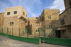 Мусульманский квартал, Хеврон, Палестина стоковое фото rf