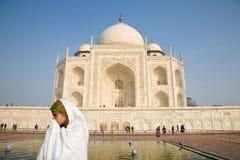 Мусульманское wudhu, Индия Стоковые Изображения
