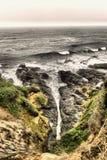Мутьевые океаны Стоковое Изображение