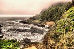 Мутьевые океаны Стоковое Фото