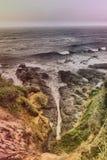 Мутьевые океаны стоковая фотография rf