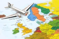 муха европы к Стоковые Фото